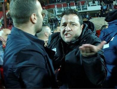 Olaylı maç Balıkesirspor'un!.