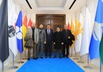 YEŞILAY CEMIYETI - Başkan Gürkan'dan Yeşilay'a Destek Sözü