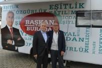 ÜÇPıNAR - Bozbey'den Bursa Büyükşehir Belediyesi'ne Yol Çağrısı