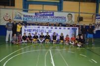BAYAN VOLEYBOL TAKIMI - Bozüyük Belediyesi İdman Yurdu Spor Çalışmalarına Devam Ediyor