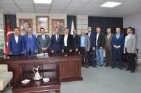 BELEDIYE İŞ - Bozüyük Belediyesi Toplu İş Sözleşmesi Görüşmelerinde Anlaşma Sağlandı