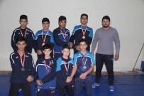 Bucaklı Güreşçiler Türkiye Şampiyonasına Adını Yazdırdı
