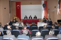 EMNİYET BİRİMİ - Burdur'da Huzur Toplantısı Gerçekleştirildi