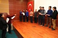 NEVIT KODALLı - Büyükşehir Belediyesi'nin Ücretsiz Tiyatro Kursları Devam Ediyor