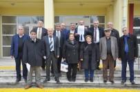 9 ARALıK - CHP İlçe Başkanı Erayhan Mazbatasını Aldı