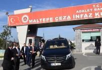 ANAYASA - CHP Lideri Kılıçdaroğlu'ndan Enis Berberoğlu'na Ziyaret