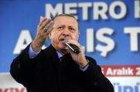 OSMAN GAZİ KÖPRÜSÜ - Cumhurbaşkanı Erdoğan, Sürücüsüz Metro İle Üsküdar'dan Ümraniye'ye Geçti