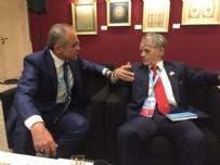 YALÇıN TOPÇU - Yalçın Topçu Kırım Tatar Milli Kurultayı 100. Yıl Toplantısında Konuştu
