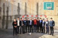 İBN-İ SİNA - Eğitimci Başkandan 'Kale' Gibi Destek