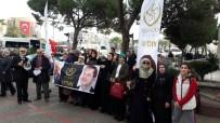 SIYONIST  - Erbakan Vakfı Aydın Şubesinden Kudüs Eylemi