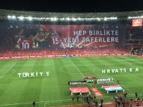 A MİLLİ FUTBOL TAKIMI - Eskişehir'de 2017 Yılı Futbol Karnavalı Gibi Geçti