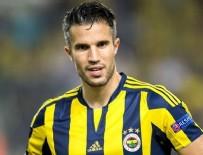 ROBİN VAN PERSİE - Fenerbahçe'de Robin van Persie için karar verildi!