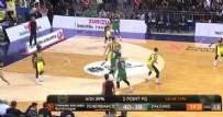 BASKETBOL MAÇI - Fenerbahçe Doğuş Zalgiris Kaunas: 89-90 Basketbol Maç Özeti (14 Aralık 2017)