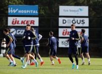 Roberto Soldado - Fenerbahçe, Karabükspor Maçı Hazırlıklarını Sürdürdü