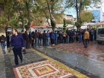 İNÖNÜ STADI - Galatasaray Maçı Biletlerine Büyük İlgi