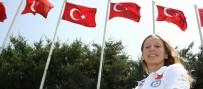 KOPENHAG - Galatasaraylı Yüzücü Nida Eliz Üstündağ Finalde