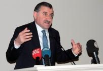 5 YILDIZLI OTEL - Gençlik Ve Spor Bakanı Osman Aşkın Bak Açıklaması