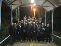 MUSA YıLMAZ - Genel Başkan Yardımcısı Erol Kaya Açıklaması Kütahya'daki Tüm Belediye Başkanlarımızdan Memnunuz
