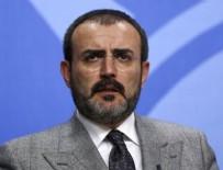 MAHİR ÜNAL - AK Parti Sözcüsü'nden 'Kabinede revizyon' iddiasına yanıt