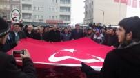 ADALET VE KALKıNMA PARTISI - Güroymak'ta 'Kudüs' Protestosu