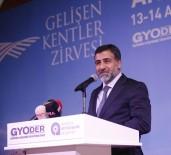ENERJİ SANTRALİ - GYODER, Antalya'nın, 'Yatırım Alanları Vizyon' Raporunu Yayınladı