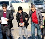 KOCABAŞ - Hatay'da Okulu Soyan Hırsız Yakalandı