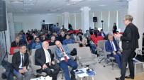 EKONOMİK BÜYÜME - İnovasyonun Dahisi, Konyalı Sanayiciler İle Buluştu