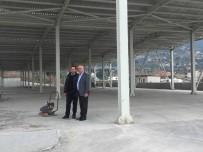 SEMT PAZARI - İskenderun'a Modern Kapalı Semt Pazarları Yapılıyor