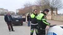 SAĞLIK MESLEK LİSESİ - Kaman İlçe Emniyetinden 'Güvenli Okul' Projesi