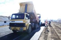 ERTUĞRUL ÇALIŞKAN - Karaman Belediyesi'nde Asfalt Çalışmaları