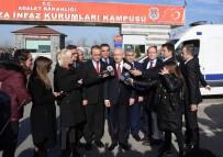 ANAYASA - Kılıçdaroğlu'ndan Enis Berberoğlu'na Ziyaret