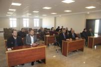 KİLİS VALİSİ - Kilis'te Yaşayan Suriyeli Esnaflara Eğitim