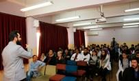ŞEHİT BİNBAŞI - Küçükçekmece'de Gençlere Siber Güvenliğin Önemi Anlatıldı