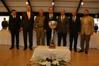 ABDULLAH ERIN - Kupa Voley Finali Şanlıurfa'da Başladı