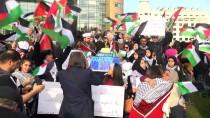 BEYAZ SARAY - Lübnan'da Kudüs Protestoları
