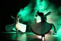 HÜSEYİN KÖROĞLU - Manisa'da İlahi Dinletisi Ve Sema Gösterisine Büyük İlgi