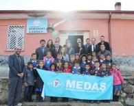 SOSYAL SORUMLULUK PROJESİ - MEDAŞ Personeli, Aksaray Güzelyurt İlçesindeki Öğrencileri Ziyaret Etti