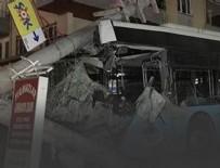 TOROSLAR ELEKTRIK DAĞıTıM - Otobüs, minibüs, otomobil... Zincirleme kazada yaralılar var