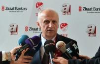KURA ÇEKİMİ - Metin Doğan Açıklaması 'Seyir Zevki Yüksek Bir Maç Olacak'