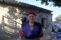 HARABE - Mezitli Belediyesi, Yıkılan Evi Onardı