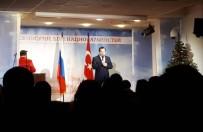 KAZAKISTAN - Moskova'da, Rusya Ve Türkiye Dostluk Konseri