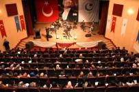 ADıYAMAN ÜNIVERSITESI - Müzikseverler Halk Müziği Ezgileri Konserinde Buluştu