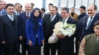 ALİ AYDINLIOĞLU - Orman Ve Su İşleri Bakanı Veysel Eroğlu Balıkesir'de