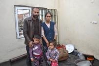 KıYAMET - Canbaz Ailesi Yanan Evleri İçin Yardım Bekliyor