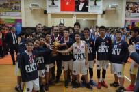 GÜNEYDOĞU ANADOLU BÖLGESİ - Potanın Efendisi Gaziantep Kolej Vakfı Namağlup Unvanla Şampiyon