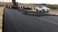 ENGELLİ RAMPASI - Pursaklar Belediyesi 15 Km Daha İmar Yolu Çalışması Yaptı