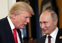 RUSYA DEVLET BAŞKANı - Putin Ve Trump Telefon Görüşmesi Gerçekleştirdi