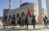 ENSAR VAKFI - Rahvan Atları Kudüs İçin Hazır