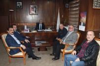 RESSAM - Ressam Ve Fotoğrafçı İrfan Ertel, GMİS'i Ziyaret Etti