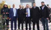 ÖZEL HAREKAT POLİSLERİ - Siirt'te Yangın Tatbikatı Gerçekleştirildi